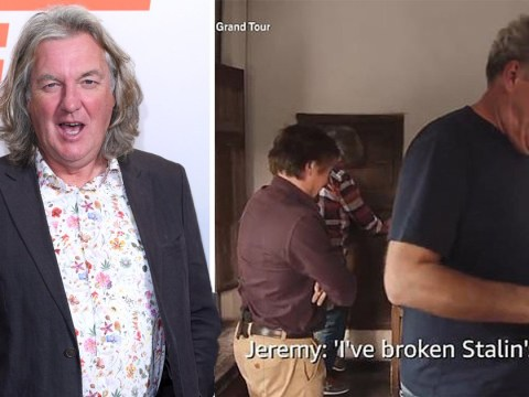 Grand Tour's James May breaks Stalin's actual home and it is the most James May thing ever