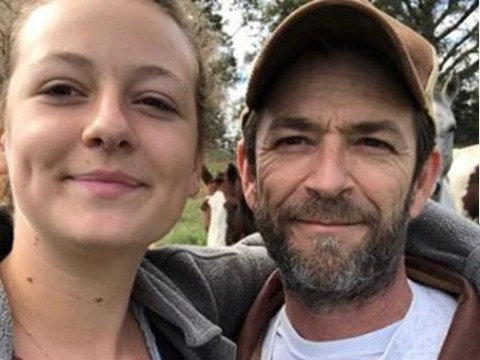Luke Perry's daughter Sophie pens heartbreaking tribute to dad weeks after his death