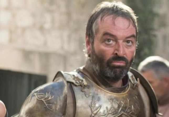 Game Of Thrones star Ian Beattie, Ser Meryn Trant, cheesed at having series spoiled