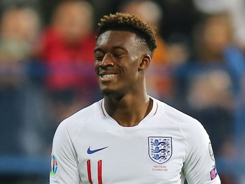 Maurizio Sarri admits Callum Hudson-Odoi struggled for England before Chelsea star switched positions