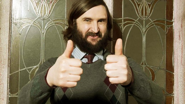 comedian Joe Wilkinson