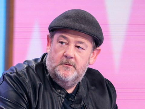 Johnny Vegas apologises for concerning fans with 'see you in the next life' tweet