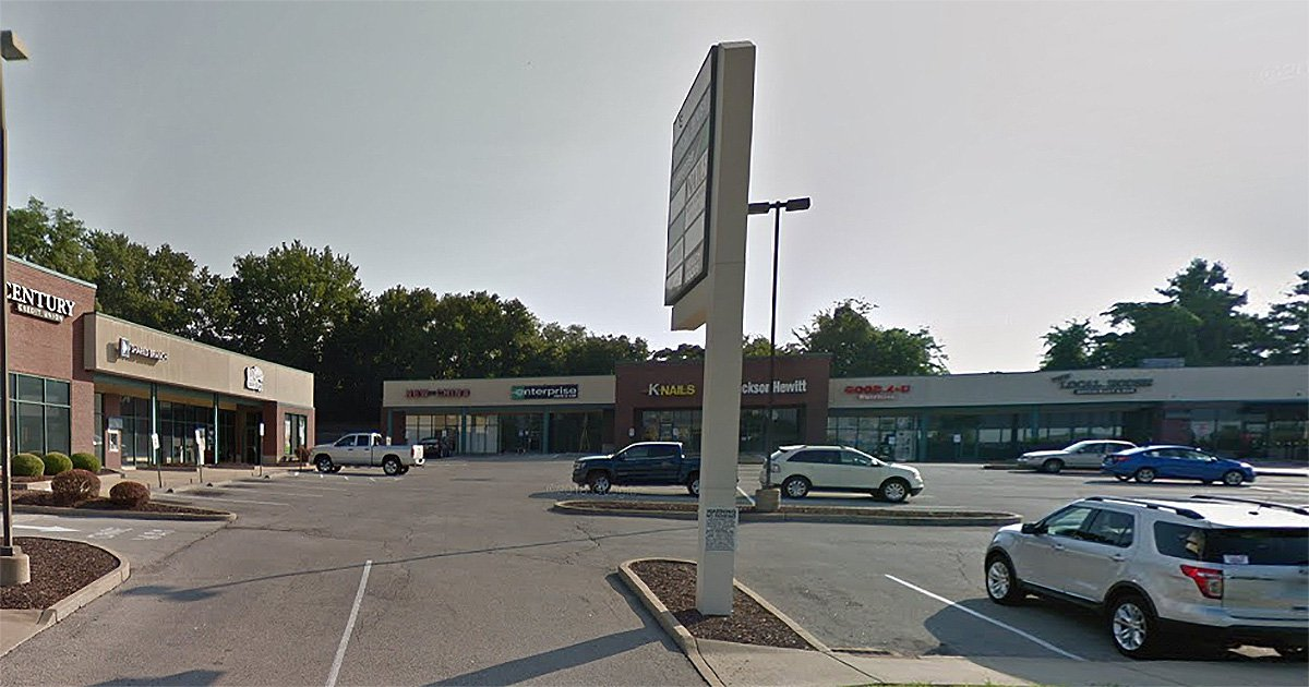 Man spiked co-workers drinks with LSD to remove 'negative energy' Enterprise Rent-A-Car in Arnold, Missouri Picture: Google Maps METROGRAB
