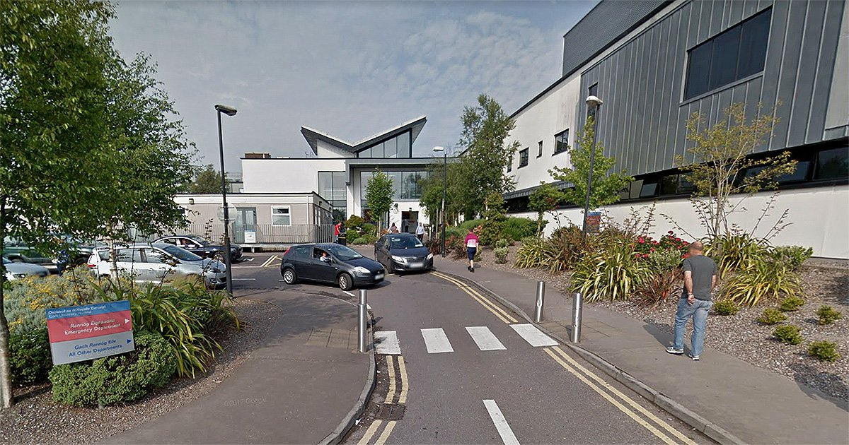 Cork University Maternity Hospital Picture: Google Maps METROGRAB
