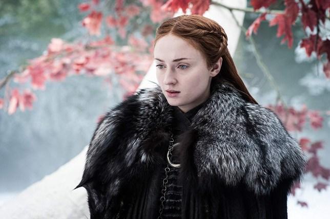 Sansa Stark on Games of Thrones