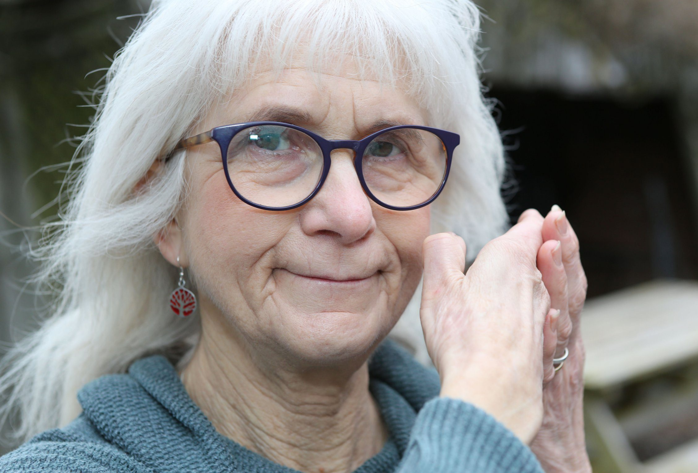 Jo Cameron feels no pain and little fear (Picture: Peter Jolly/Rex)