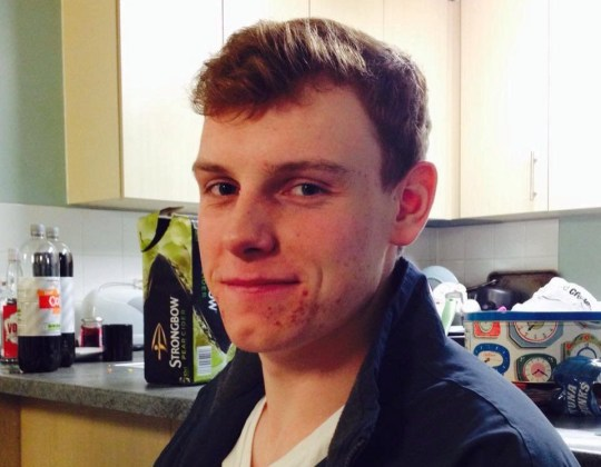 Student died after night out after paramedics and A&E staff didnt realise he had a fractured skull Alex Green picture: NO CREDIT METROGRAB https://www.facebook.com/alex.green.5076/photos?lst=100003242785968%3A1011453219%3A1553980687