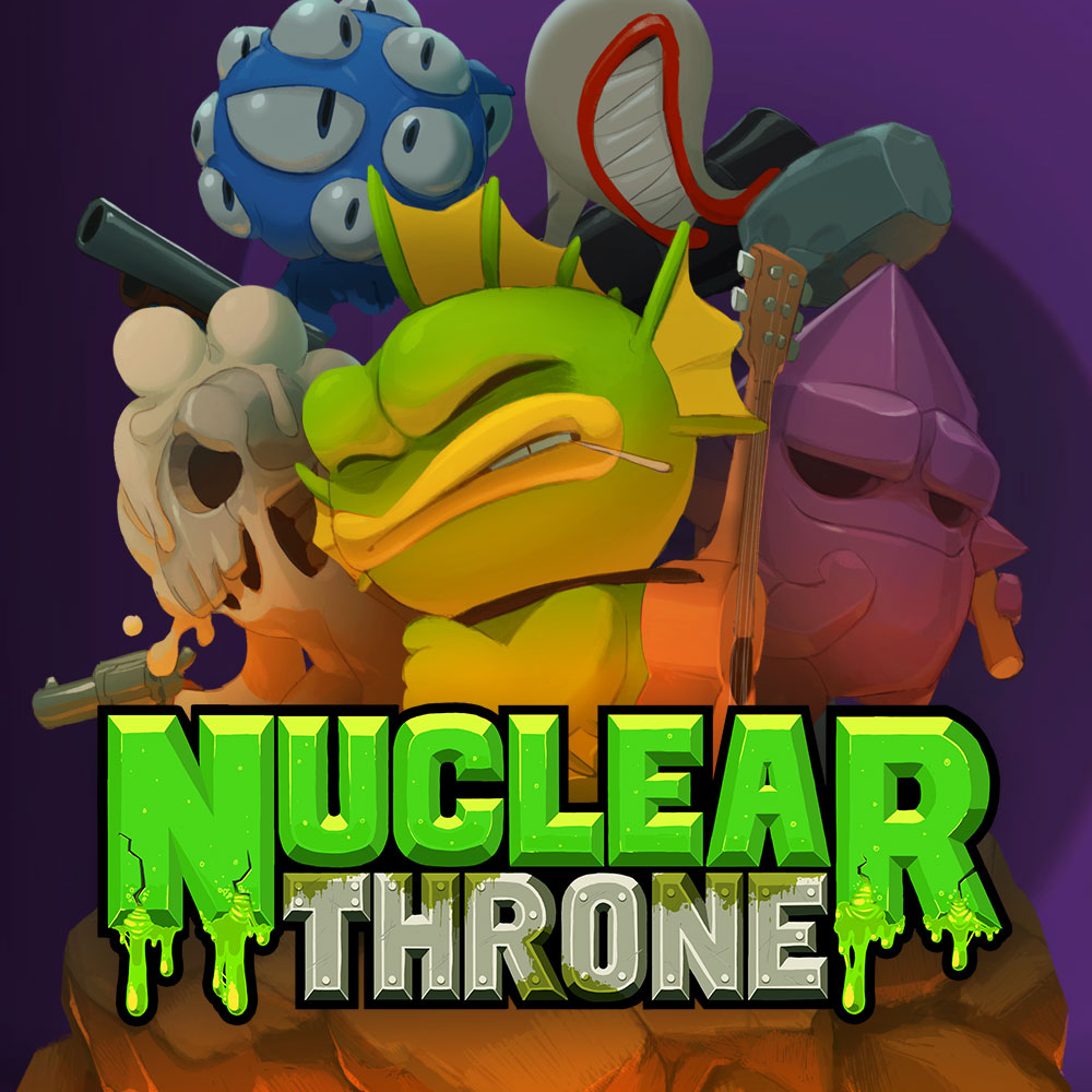 Nuclear Throne Switch review – totally rad
