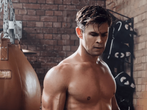 What it takes to get Avengers' Chris Hemsworth's abs ready for topless scenes