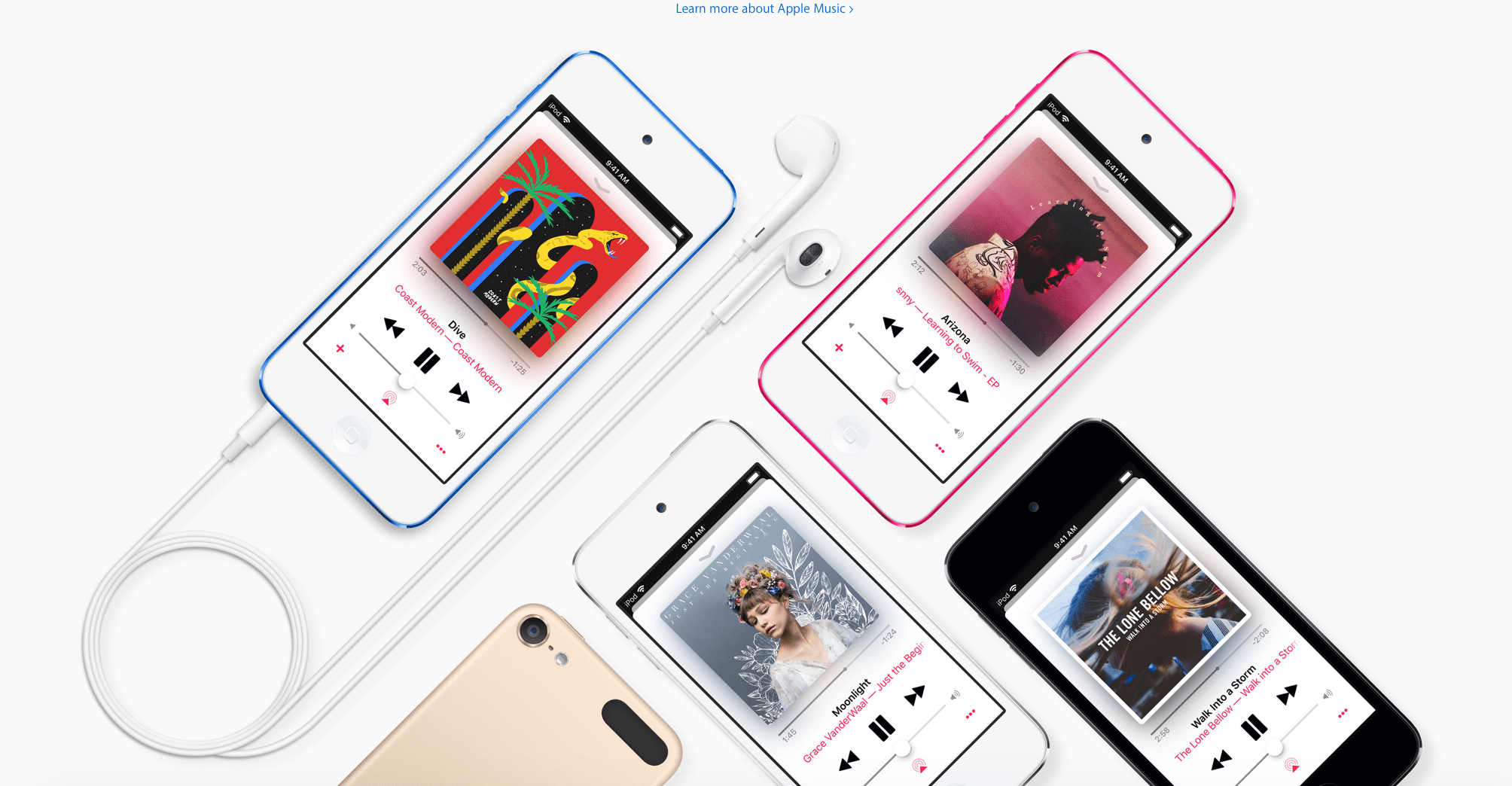 Apple to release iPod Touch as third surprise announcement in 3 days
