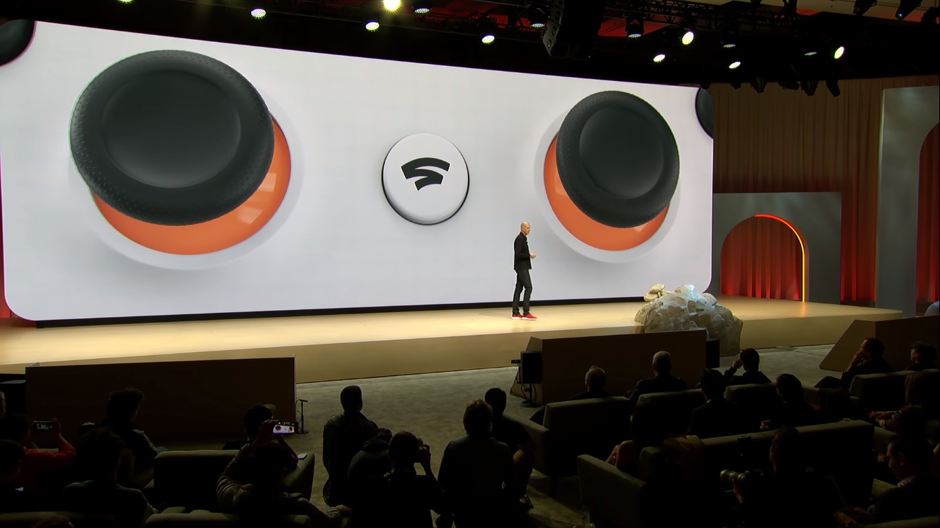 Google's Stadia is impressive tech but where were all the games?