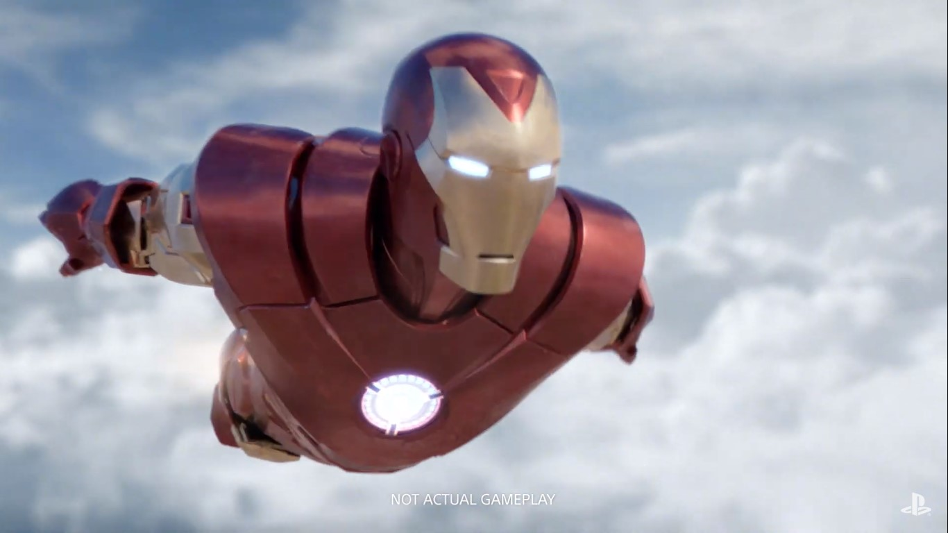 Marvel's Iron VR is another Sony exclusive