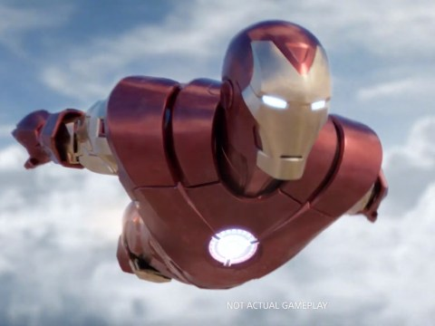 Iron Man VR and No Man's Sky Beyond VR coming to PS4