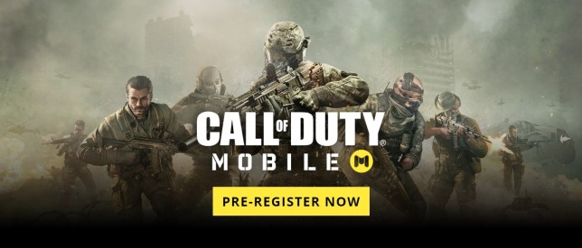 Call Of Duty: Mobile - planning to take over the world