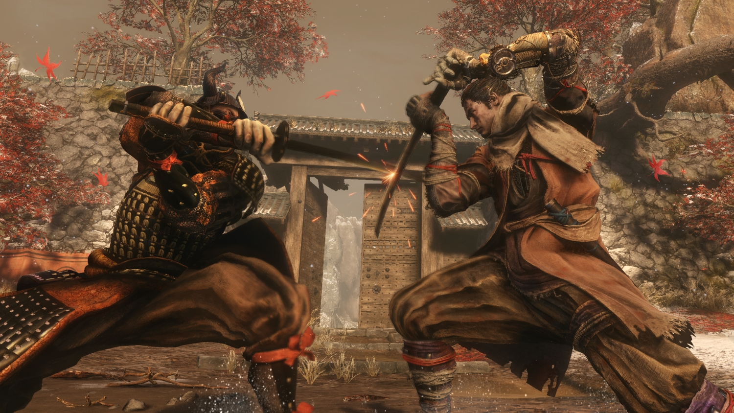 Sekiro: Shadows Die Twice hands-on preview – souls of the ninja