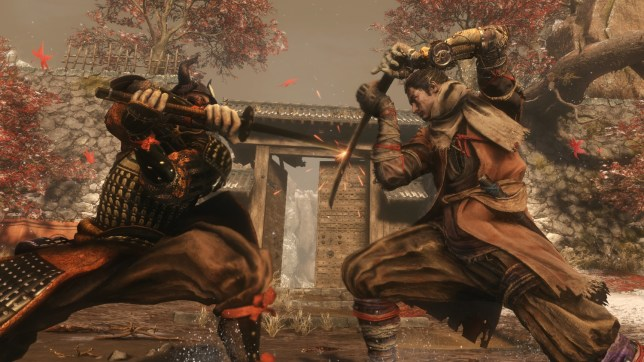 Sekiro: Shadows Die Twice - Dark Souls with ninjas
