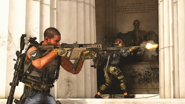 The Division 2 (PS4) - it'll divide opinion
