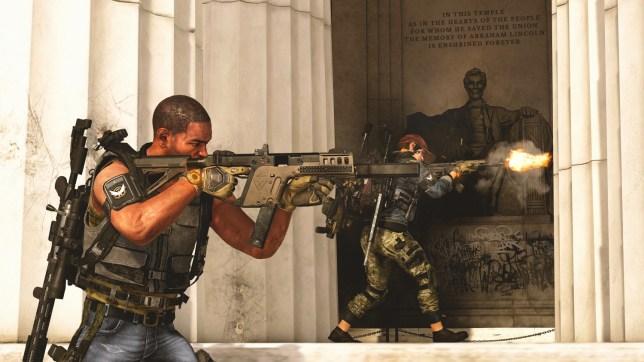 The Division 2 (PS4) - no politics please, we're Ubisoft