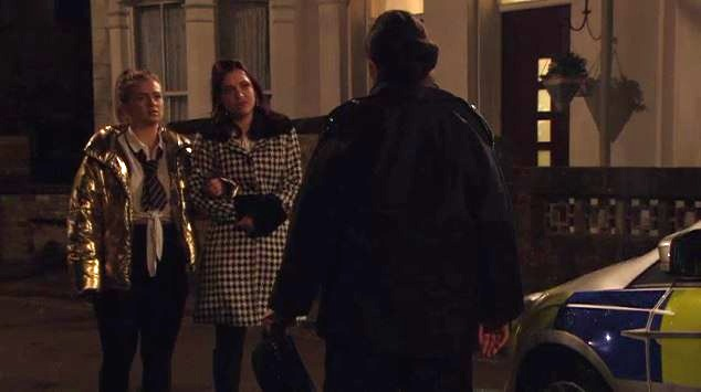 EastEnders spoilers: Tiffany Butcher to face jail time for drug dealing after arrest?