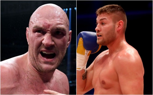 Tyson Fury Set To Face Undefeated Tom Schwarz In Next Fight