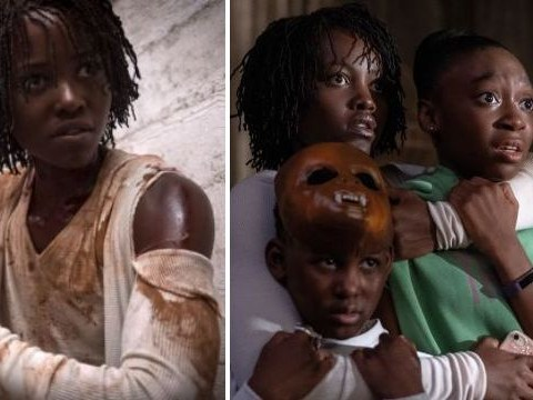 Jordan Peele's twisted thriller Us will stay with you for days as Lupita Nyong'o steals the show