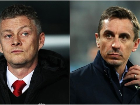 Gary Neville tells Ole Gunnar Solskjaer his two priority signings after Manchester United appointment
