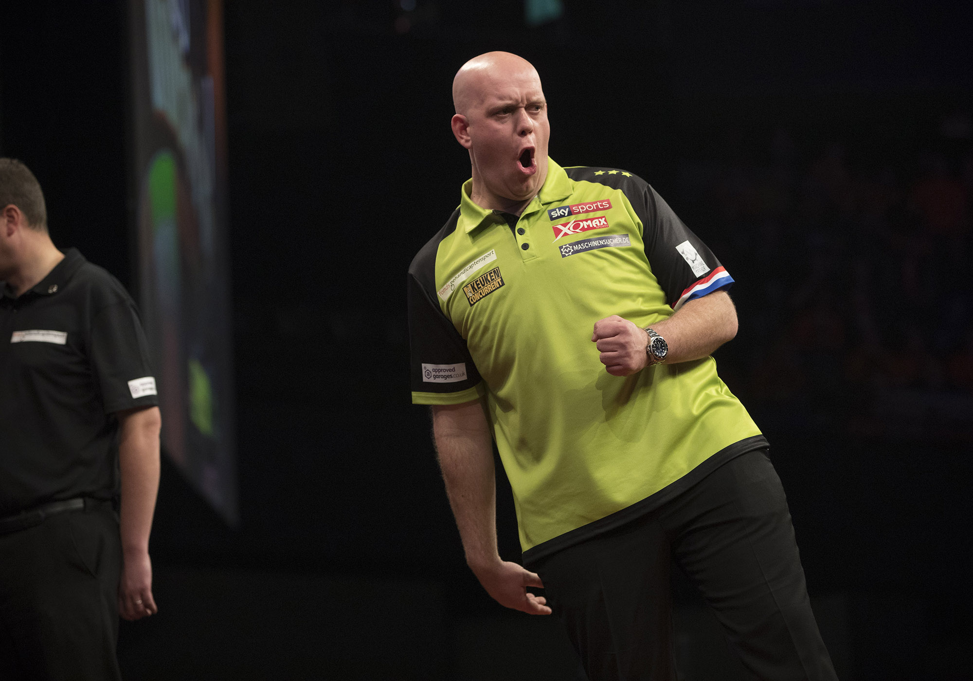 Premier League Darts Rotterdam results, fixtures, odds and TV channel