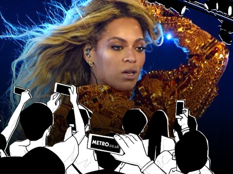 What Happens On Tour: Beyonce's backstage banter and nervous moments revealed