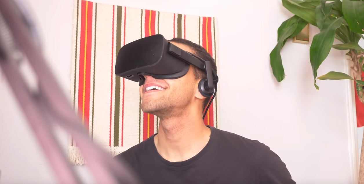 Man spends entire week – that's 168 continuous hours – living in virtual reality