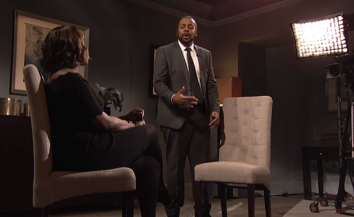R Kelly's awkward Gayle King interview ruthlessly mocked on SNL