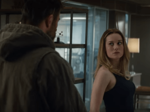 Avengers: Endgame footage revealed at CinemaCon as Captain Marvel unveils masterplan