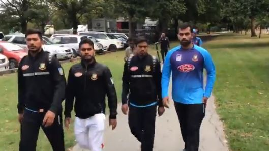 Bangladesh cricket team narrowly avoid mosque shooting after Christchurch terror attack