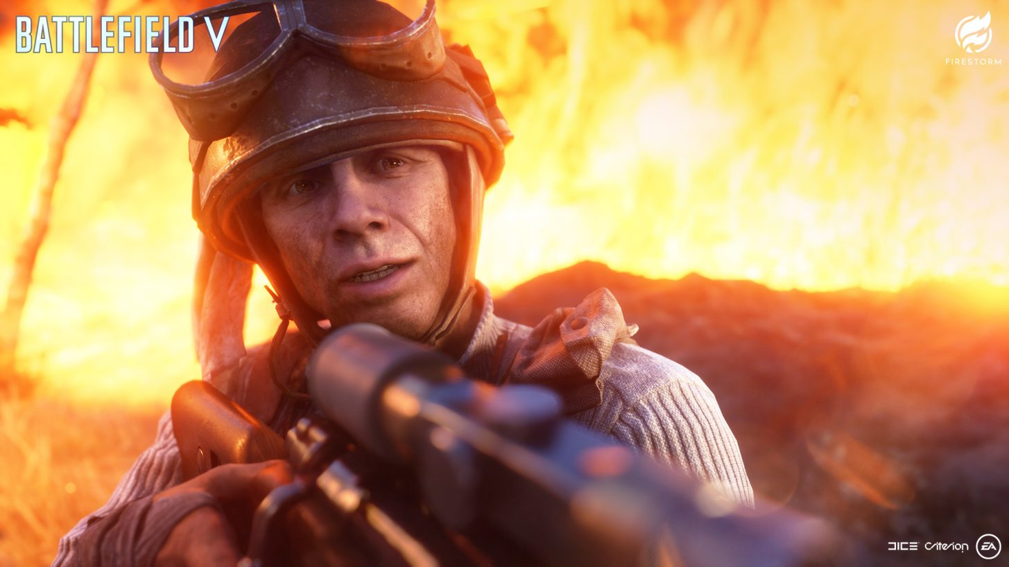 Battlefield V roadmap goes from Firestorm to Pacific Theatre
