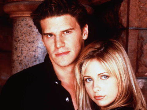Buffy The Vampire Slayer spin-off Angel star David Boreanaz teases reunion to mark 20th anniversary