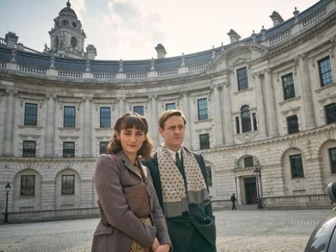 Traitors star Cara Horgan on how the post-Second World War drama has parallels with Brexit