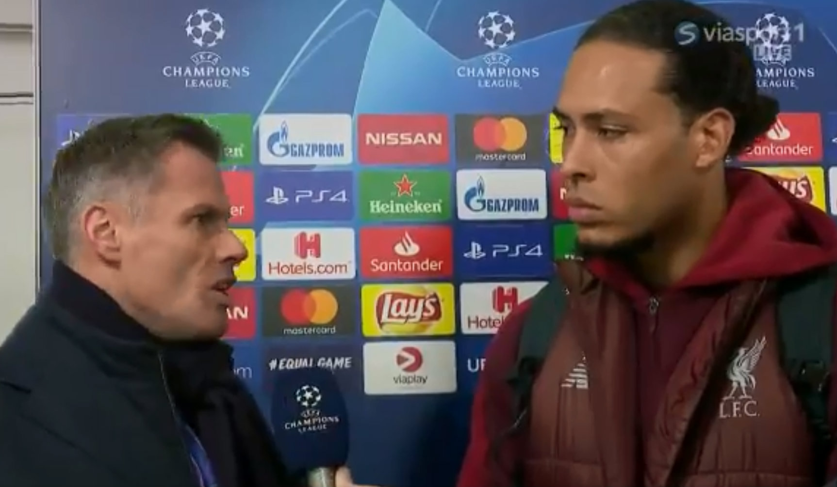 Jamie Carragher predicts Liverpool will go 'all the way' following Bayern Munich victory