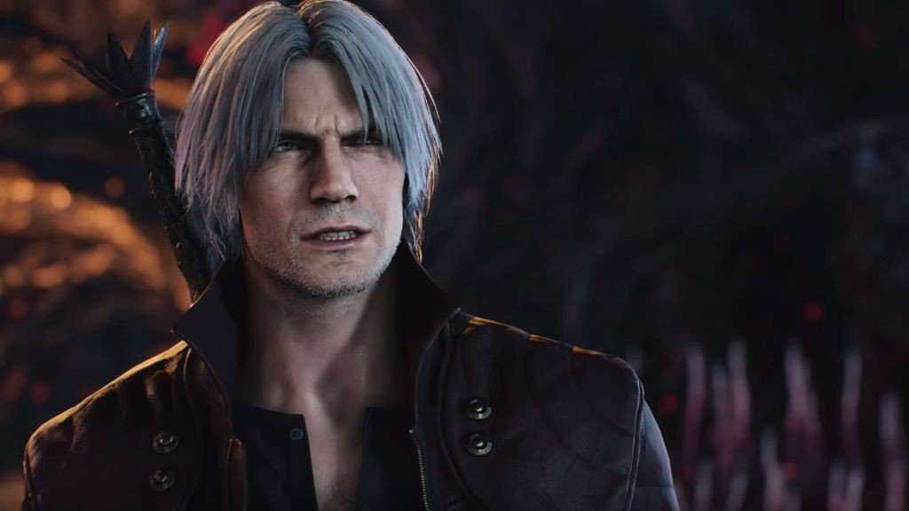 Devil May Cry 5 naked bum scene censored on PS4 in the west
