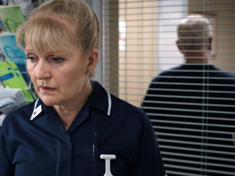 Casualty review with spoilers: Duffy dementia devastation and Archie ruffles feathers