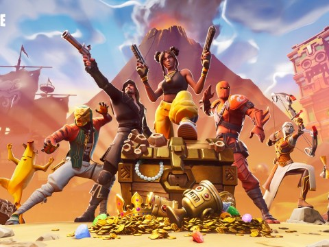 All of the pirate camp locations in Fortnite