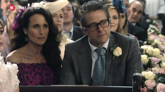 Bit Of Comic Relief For Tonights >> Four Weddings And A Funeral Reunion Divides Comic Relief Viewers
