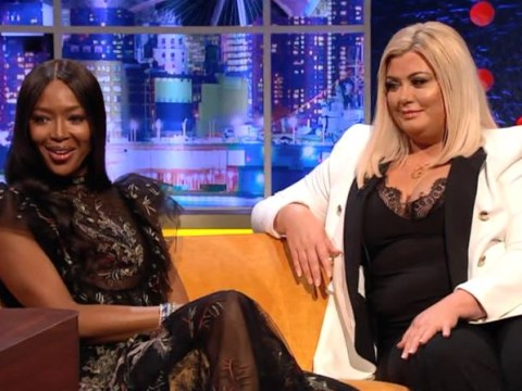 Gemma Collins criticised for being 'rude' and 'interrupting' Naomi Campbell on Jonathan Ross Show