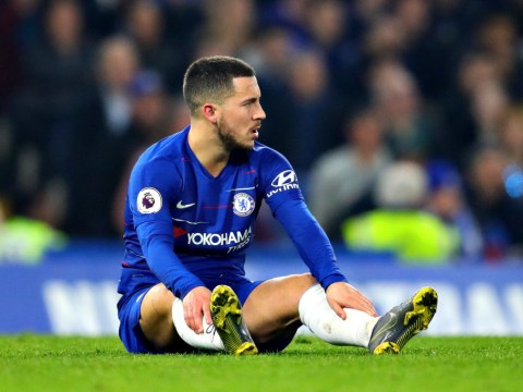 Chelsea injury concern as Eden Hazard reveals he played through the pain barrier vs Spurs