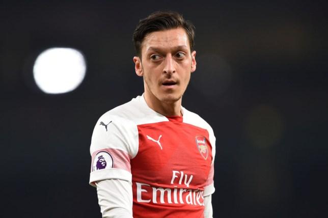 Arsenal news: Mesut Ozil was sensational against Bournemouth