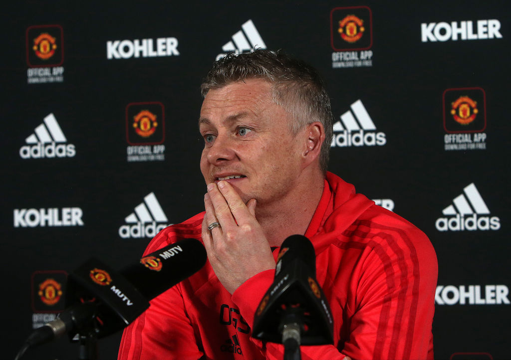 Ole Gunnar Solskjaer full press conference transcript ahead of Manchester United vs Southampton