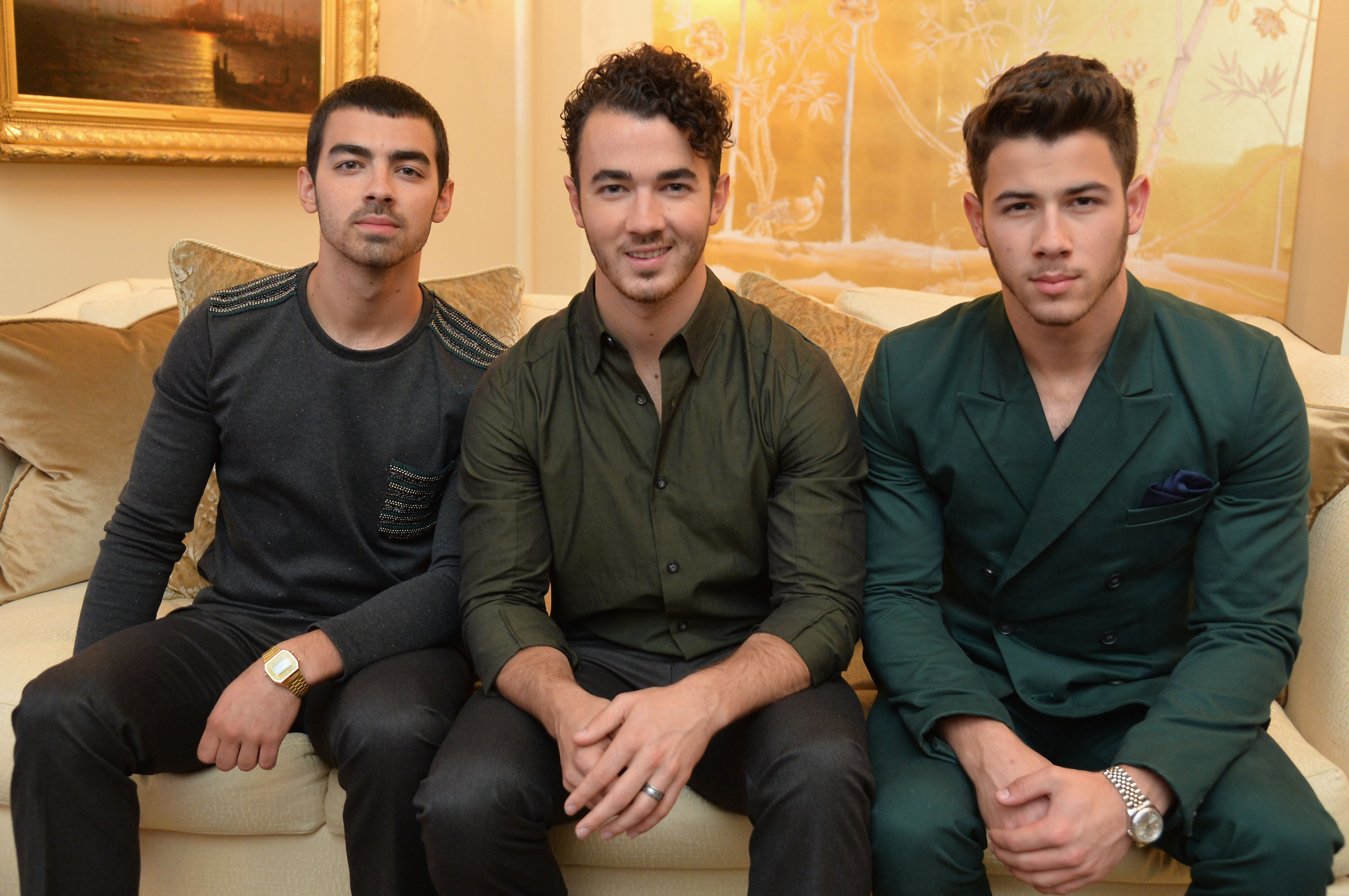 Jonas Brothers accused of copying Portugal. The Man with their single Sucker