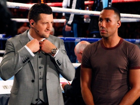 Carl Froch rips into James DeGale following his retirement: 'I'd have absolutely smashed him!'