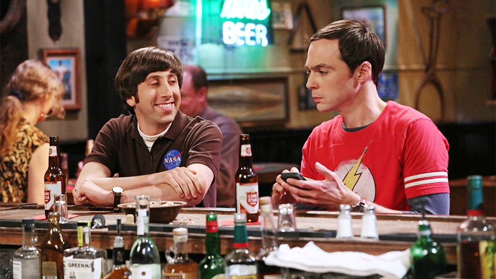 Howard and Sheldon Big Bang Theory