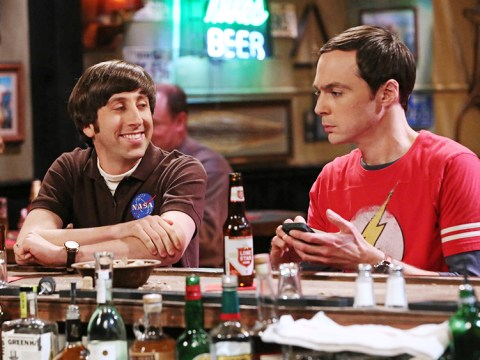 The Big Bang Theory's Simon Helberg shares epic birthday tribute to Jim Parsons and it takes us back