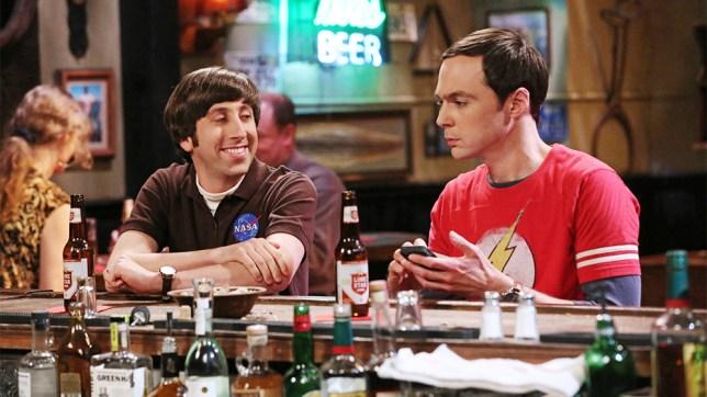 Howard and Sheldon Big Bang Theory
