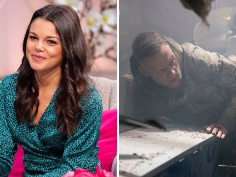 Coronation Street spoilers: Faye Brookes compares factory roof collapse to 'zombie apocalypse' as death looms